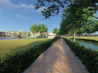 Plover Cove Luxury Villas