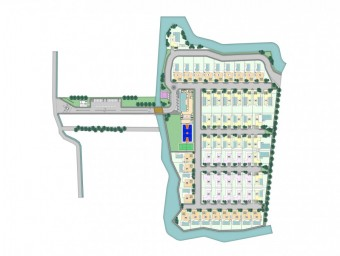 Master Plan - Plover Cove Luxury Villas