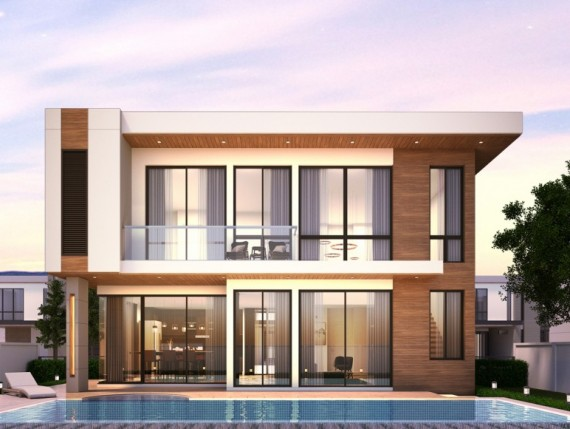 Afton Villa | Plover Cove Luxury Villas
